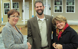 CCAR Foundation grant to Habitat for Humanity of Carroll County Union Street Project